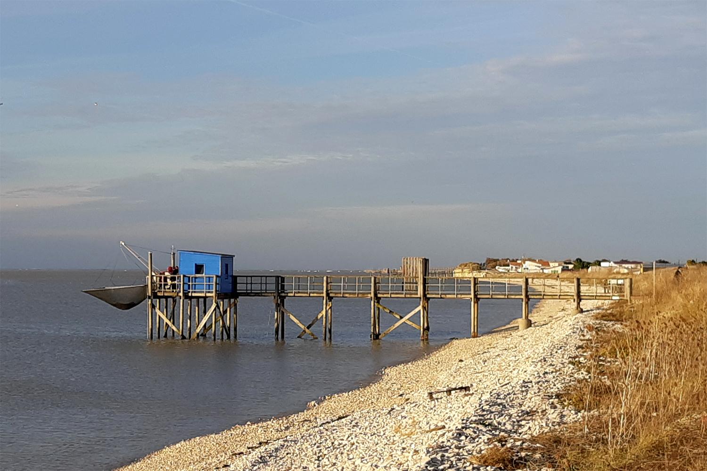 Kysten nord for La Rochelle