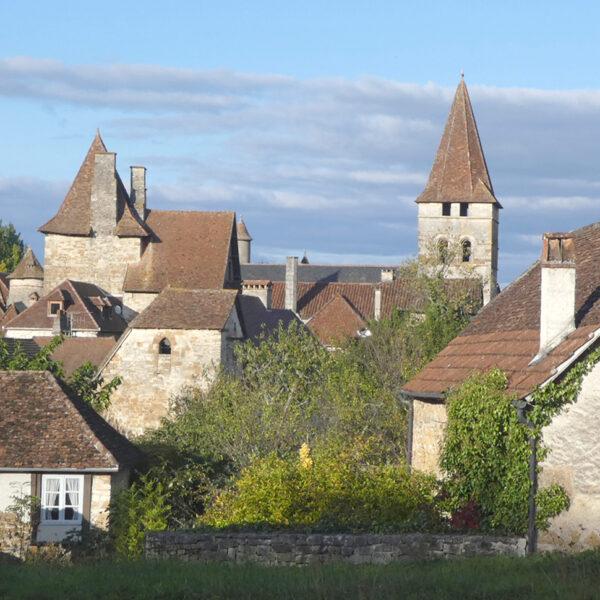 link til siden: Mellem Lot og Dordogne