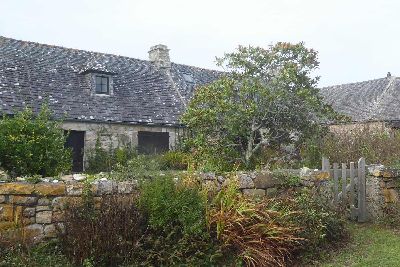 landsbyen Rostudel i Bretagne