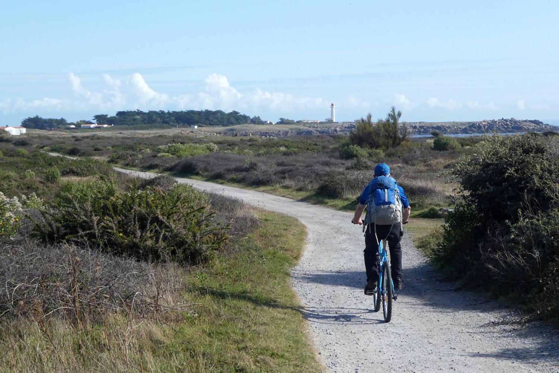 cykeltur på Noirmoutier og l'Île-d'Yeu