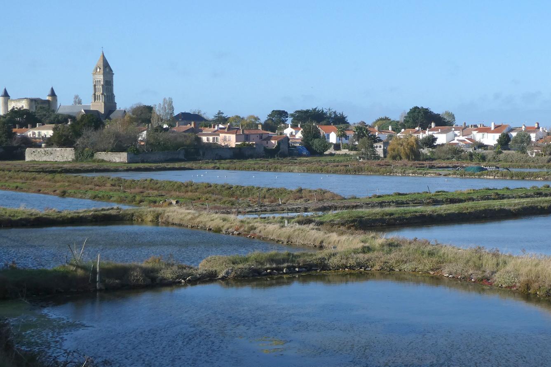 byen Noirmoutier-en-l'Île
